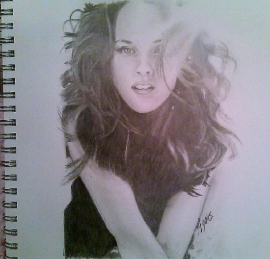 Kristen Stewart por Jagans